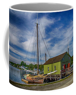 The Emma C. Berry, Mystic Seaport Museum Coffee Mug