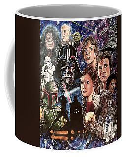 The Empire Strikes Back Coffee Mug