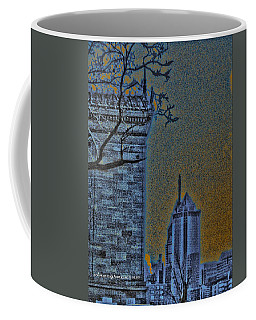 The Encroachment Upon Art Coffee Mug