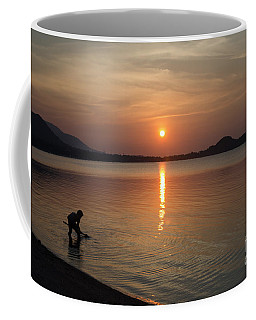 The End Of A Hot Day Coffee Mug by Michelle Meenawong