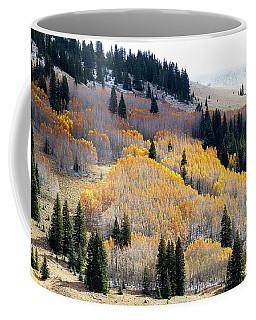 The End Of Fall Coffee Mug