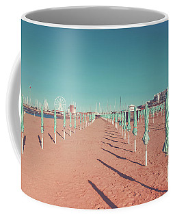 The End Of Summer Season  Coffee Mug