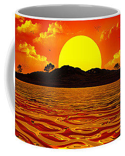 The End Of The Day- Coffee Mug