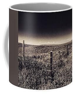 The End Of The Range Coffee Mug
