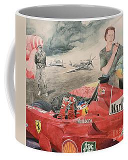 The Enigma Of Erich Hartmann Coffee Mug