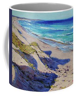 The Entrance Beach Dunes, Australia Coffee Mug