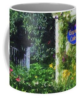 The Espresso Cafe Coffee Mug