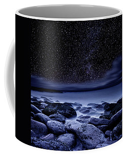 Coffee Mug featuring the photograph The Essence Of Everything by Jorge Maia
