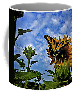 The Essence Of Summer Coffee Mug