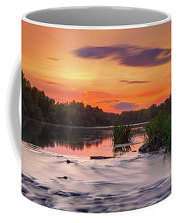 The Eve On The River Coffee Mug