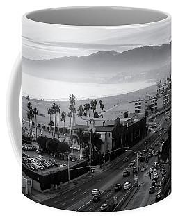 The Evening Drive Home Coffee Mug