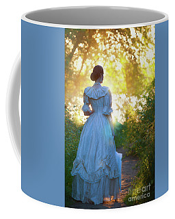 The Evening Walk Coffee Mug by Lee Avison
