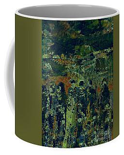 The Evening Walk Coffee Mug