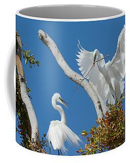 The Exchange 2 Coffee Mug