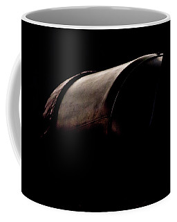 The Exhaust Coffee Mug by Paul Job