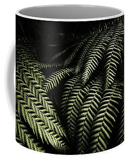 The Exotic Dark Jungle Coffee Mug