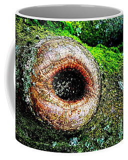 The Eye In The Tree Coffee Mug
