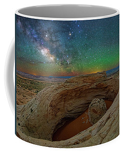 The Eye Of Earth Coffee Mug