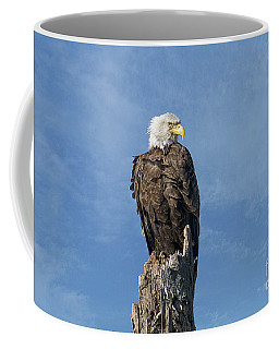 The Eye Of Freedom Coffee Mug