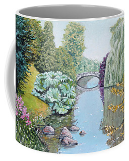 The Eye Of The Garden Coffee Mug