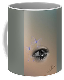 The Eyes Don't Lie Coffee Mug