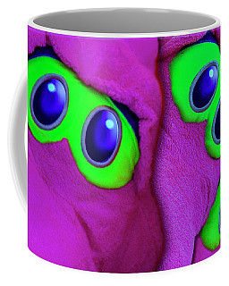 Coffee Mug featuring the photograph The Eyes Have It by Paul Wear