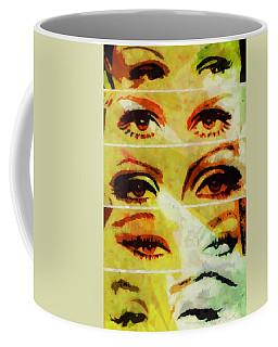 The Eyes Have Coffee Mug