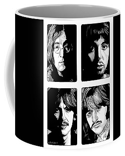 The Fab Four Coffee Mug