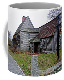 The Fairbanks House Coffee Mug
