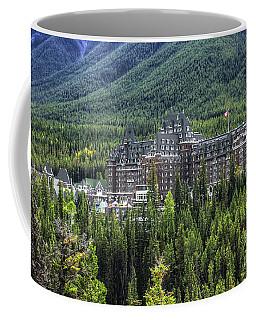 The Fairmont Banff Springs Coffee Mug