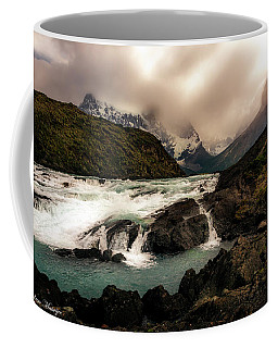 The Falls Coffee Mug by Andrew Matwijec