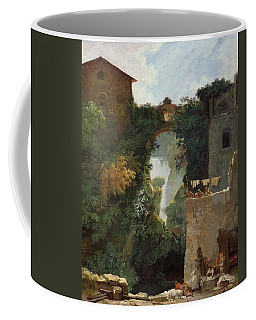The Falls Of Tivoli Coffee Mug