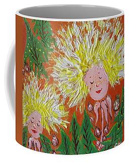 Family 2 Coffee Mug by Rita Fetisov