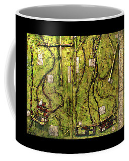 The Family Swing Set Coffee Mug