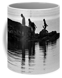 The Family That Plays Together Coffee Mug by John Glass