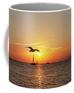 The Famous Key West Sunset  Coffee Mug