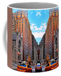 Coffee Mug featuring the photograph The Fantacity by Matt Harang