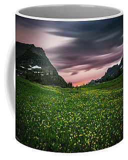 Coffee Mug featuring the photograph The Far Away Sunset View by William Lee