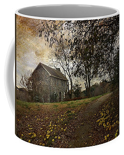 The Farm House  Coffee Mug