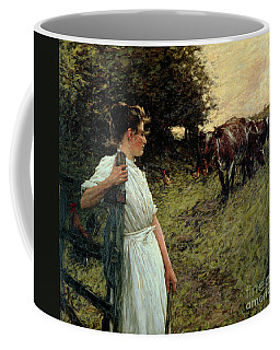 The Farmer's Daughter Coffee Mug