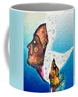 The Fates Chaos Into Hope Coffee Mug