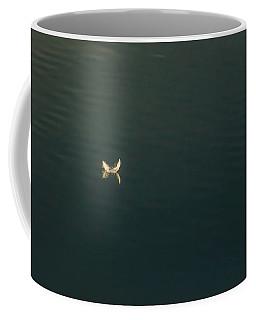 The Feather 2 Coffee Mug by Timothy Latta