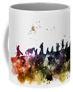 The Fellowship Coffee Mug by Rebecca Jenkins