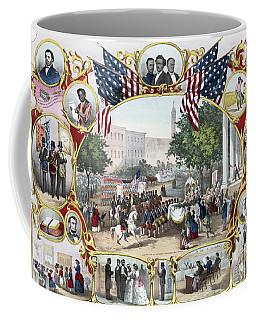 The Fifteenth Amendment Coffee Mug