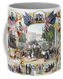 The Fifteenth Amendment Coffee Mug