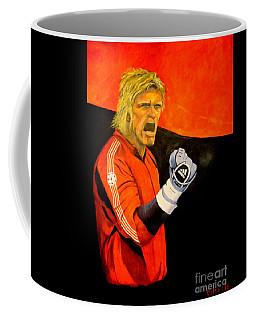 The Fighter - 145x110 Cm Coffee Mug
