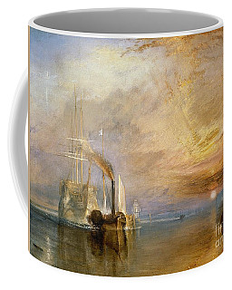 The Fighting Temeraire Tugged To Her Last Berth To Be Broken Up Coffee Mug