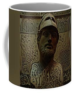 The Filigree Roman Coffee Mug
