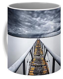 The Final Cut Coffee Mug by Jorge Maia