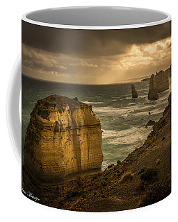 The Fire Sky Coffee Mug by Andrew Matwijec